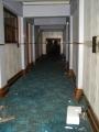 Main interior hallway